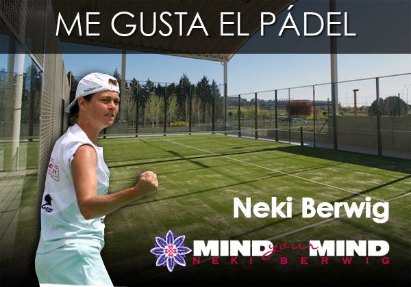 me gusta el padel