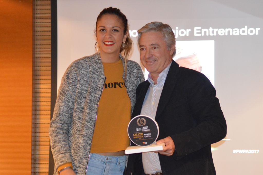 Ramiro Choya - World Padel Awards