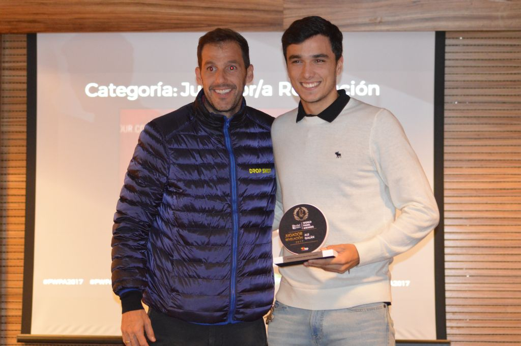 Ale Galán - World Padel Awards