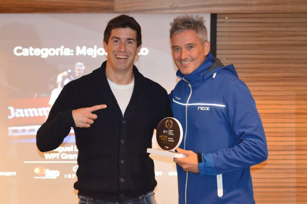 Lamperti - World Padel Awards