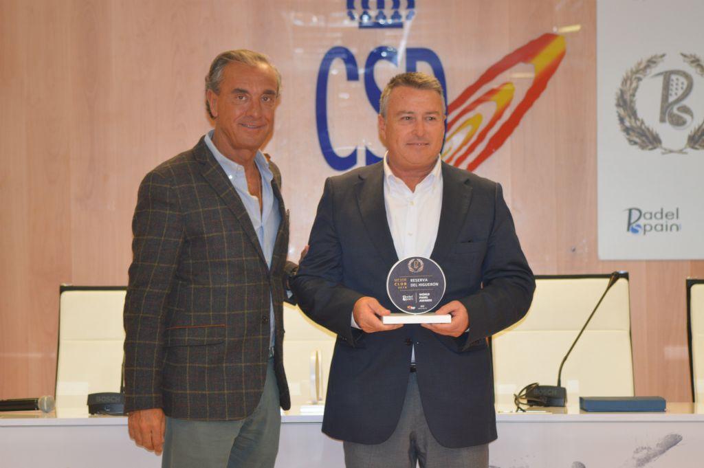 Higuerón - World Padel Awards