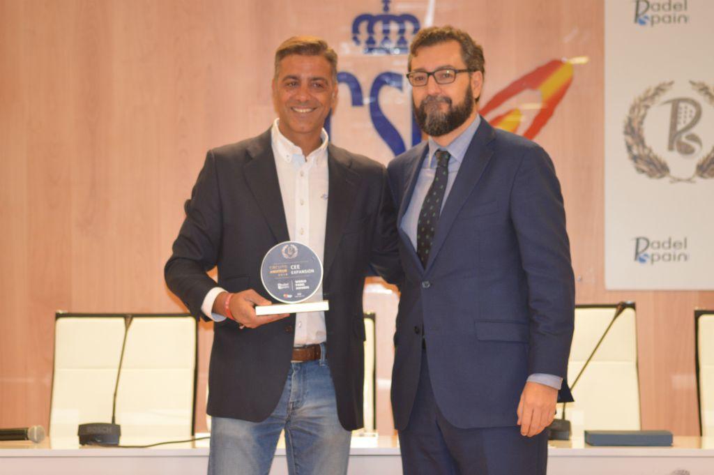 Expansión - World Padel Awards