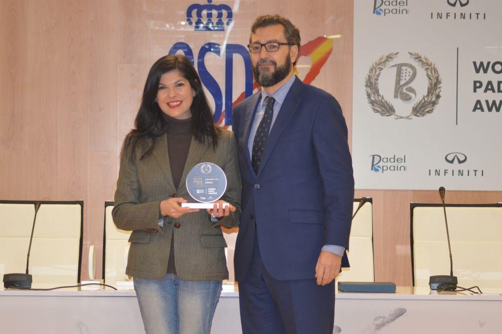 Adipower - World Padel Awards