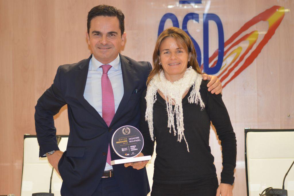 Hesacore - World Padel Awards