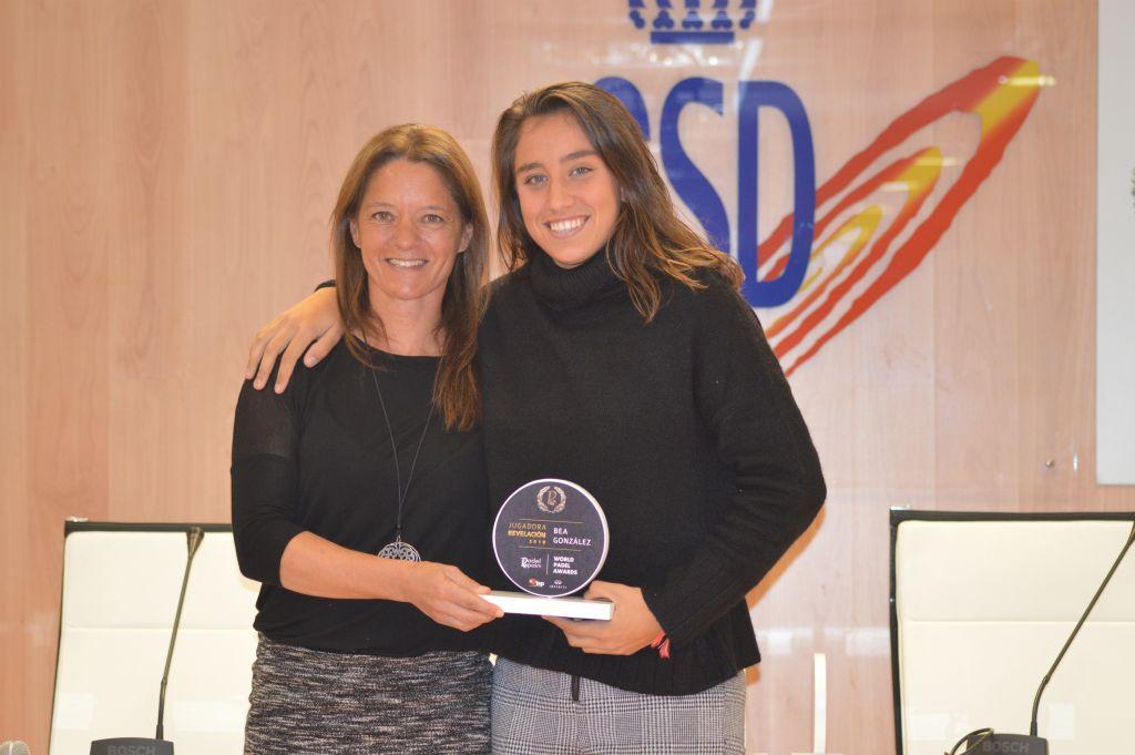 Bea González - World Padel Awards