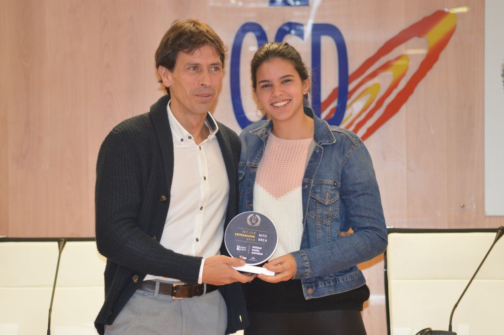 Nito Brea - World Padel Awards