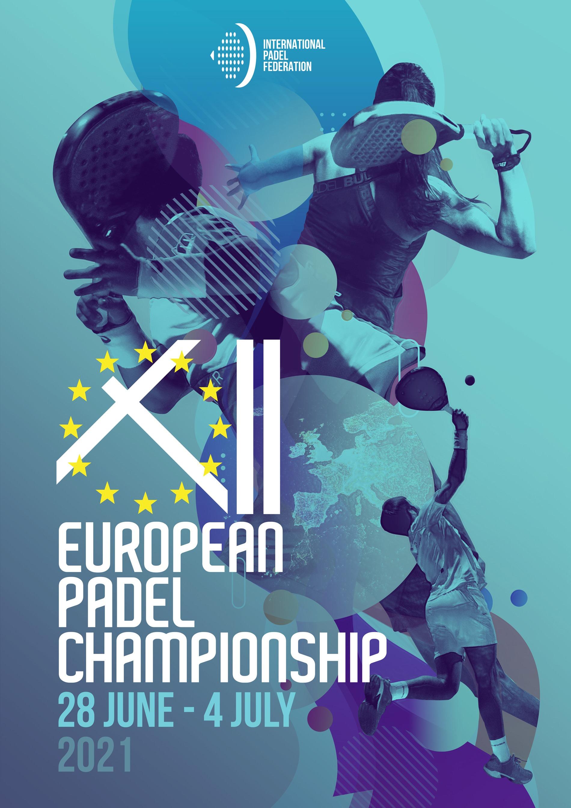 Чемпионат Европы по игре в падел в Испании