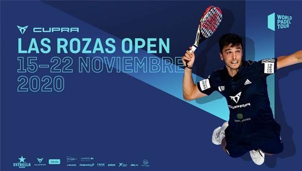 Las Rozas Open anuncio oficial