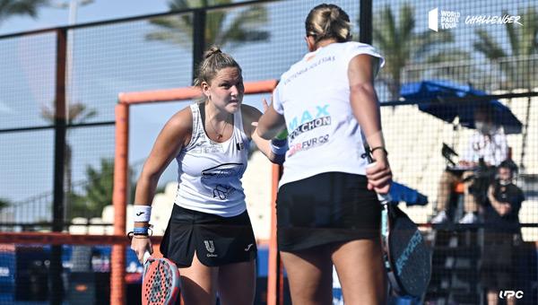 Aranza Osoro y Victoria Iglesias semis Marbella Challenger 2021