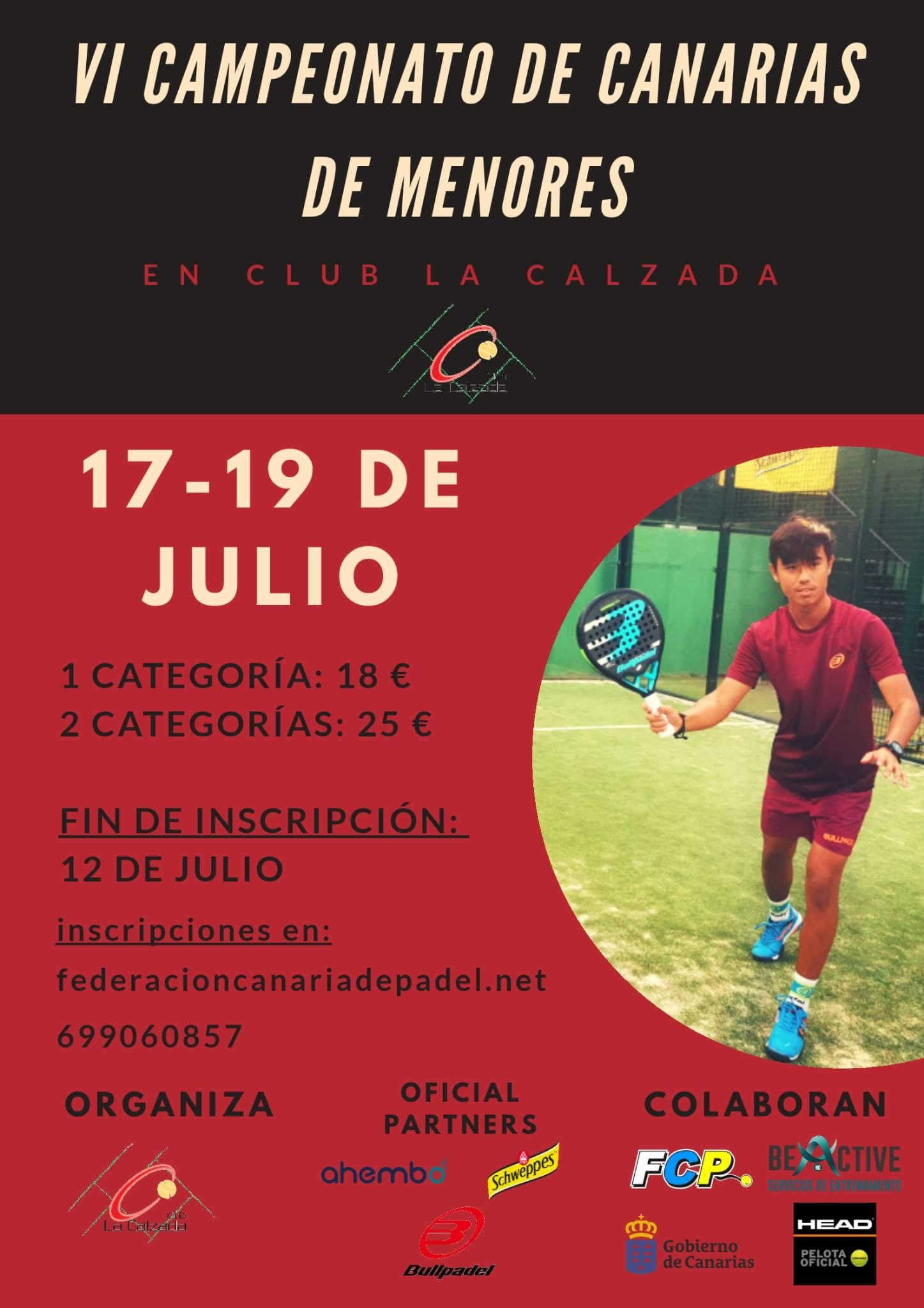 VI Campeonato de Canarias de Menores