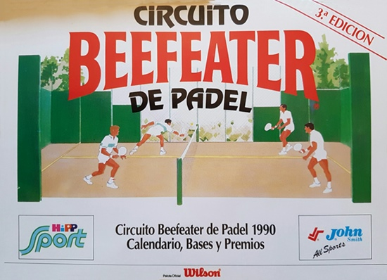 Circuito Beefeater pádel