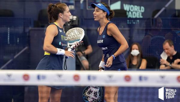 Martita Ortega y Marta Marrero semis Las Rozas Open 2021