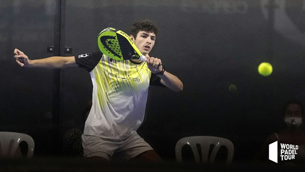 Arturo Coello previas Valencia Open