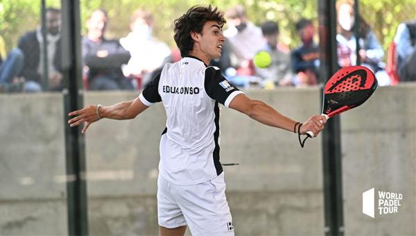 Edu Alonso cuadro final Valladolid Master 2021
