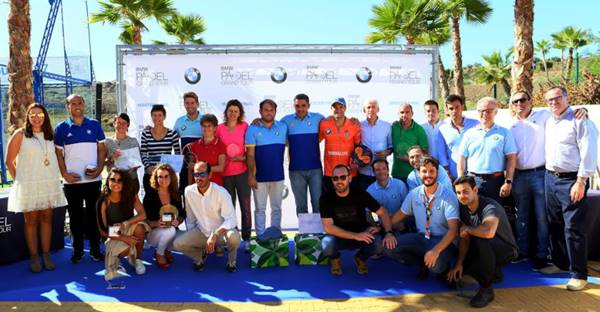 Ganadores BMW Padel Grand Tour 2017