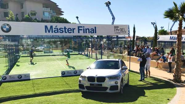 Final jugadores BMW Padel Grand Tour 2017