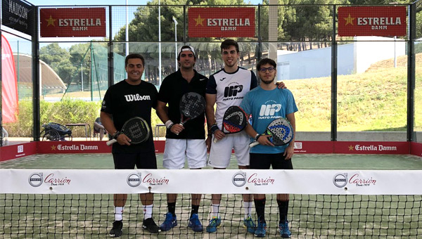 Duelos IPE by Madison mixtos Valladolid Open 2019