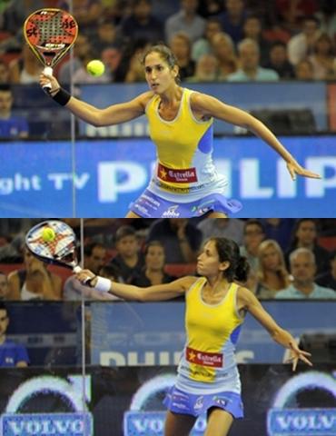Las gemelas Alayeto confirman a España como favorita en el Mundial