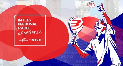 Muy cerca de conocerse las paradas de un intenso año en el International Padel Experience by Madison