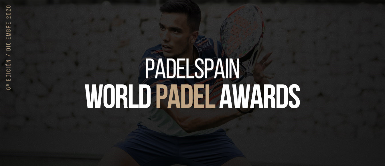 Sexta edición PadelSPain World Padel Awards