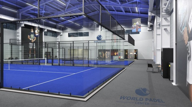 Lanzamiento World Padel Center