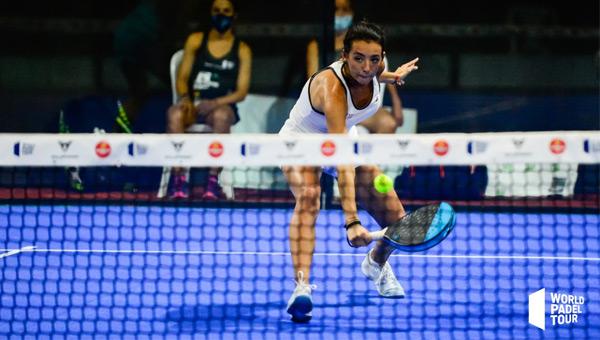 Nicole Traviesa 1/16 Valencia Open