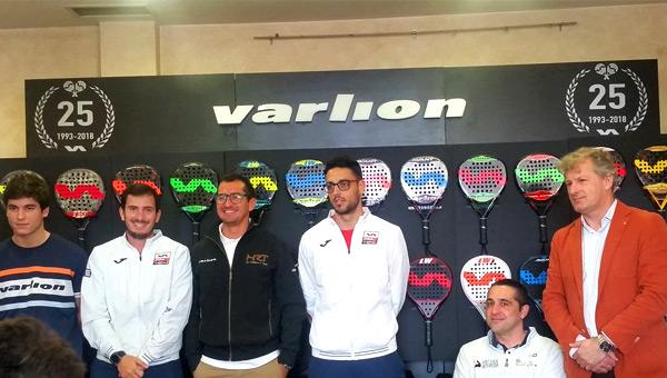 Presentación Varlion 25 aniversario nueva temporada