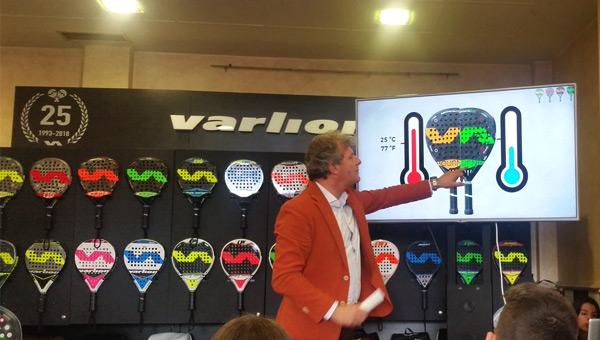 Presentación novedades Varlion 2018