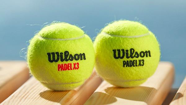 Nueva pelota Wilson Padel X3