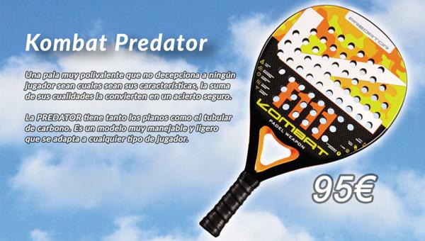 nuevo estilo de nuevo concepto primera vista Kombat Predator, un gran regalo para el Día del Padre