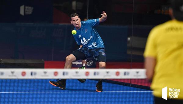 Paquito Navarro y Pablo Lima partido cuartos de final Las Rozas