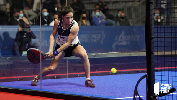 Paula Josemaría final Alicante Open 2021
