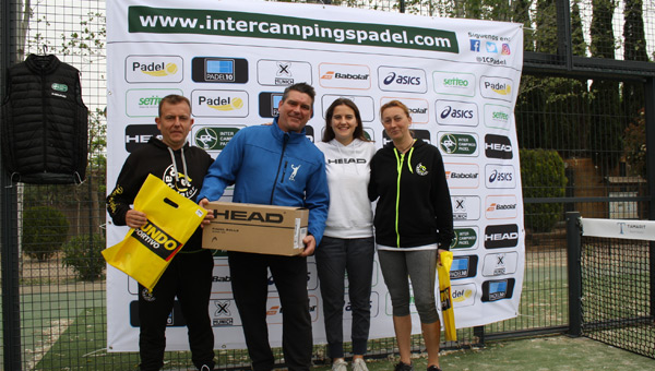 Presentación Inter Campings Padel by HEAD 2019