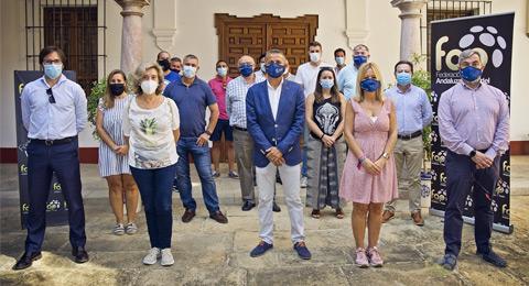 José Pérez continuará dirigiendo el crecimiento del pádel andaluz