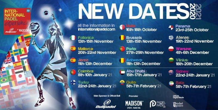 Segunda parte torneos IPE by Madison 2020