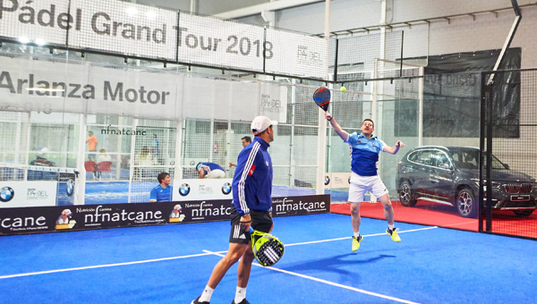 Torneo BMW Padel Grand Tour Palencia