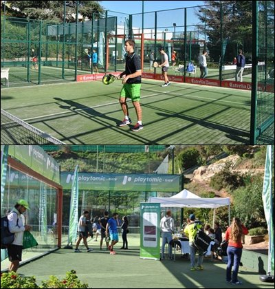 Participantes torneo playtomic vallparc