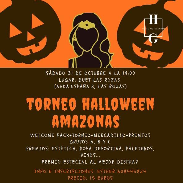 Torneo Halloween Amazonas P