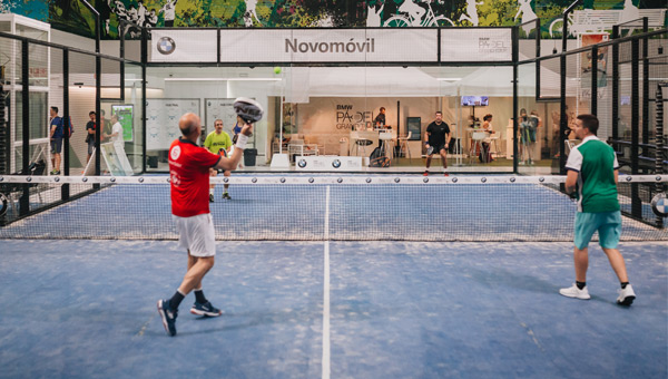 Torneo BMW Padel Grand Tour Novomovil 2019