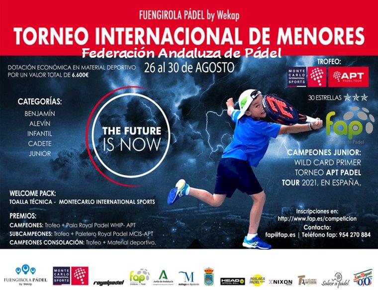 Torneo Internacional de Menores de la Federaci