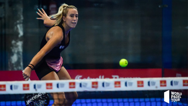 Victoria Iglesias triunfo octavos de final WPT Valencia Open 2020