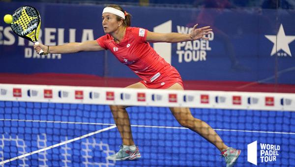 Victoria cuartos de final Carolina Navarro Barcelona Master 2020
