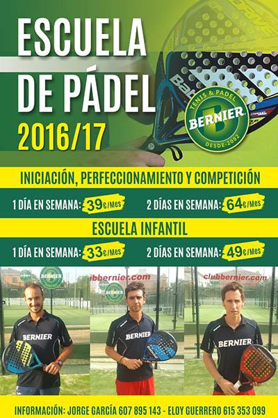 f7fdff0592a Aprende pádel en el Club Bernier Tenis   Padel de Sevilla