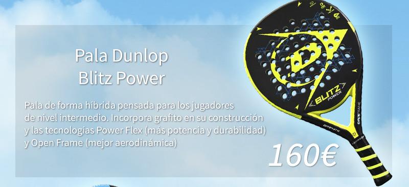 Pala Blitz Power Dunlop