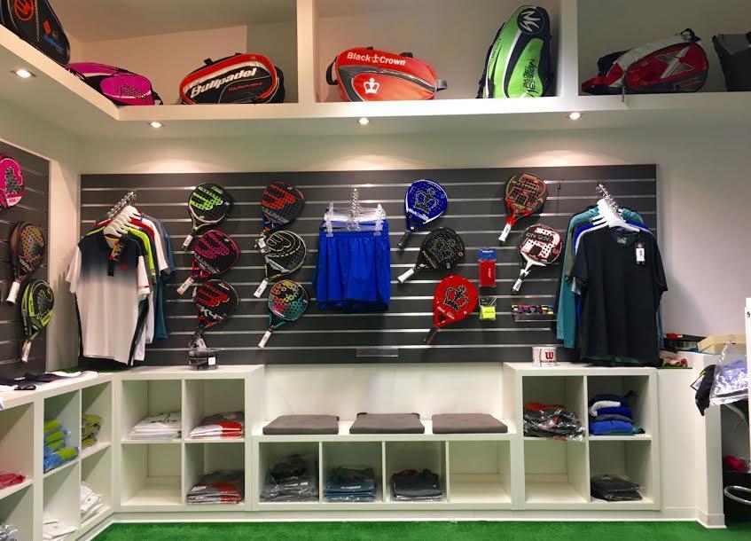 5e49b2ce1 Padel Nuestro abre la primera tienda especializada de pádel en Italia