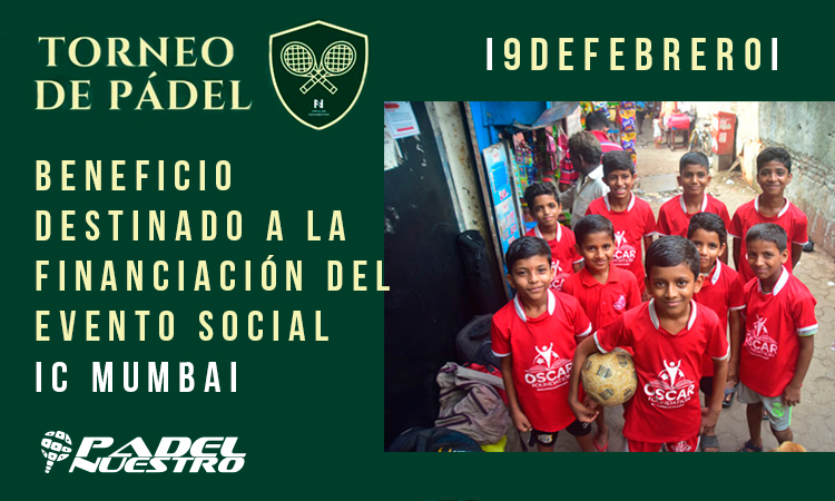 Torneo Solidario India